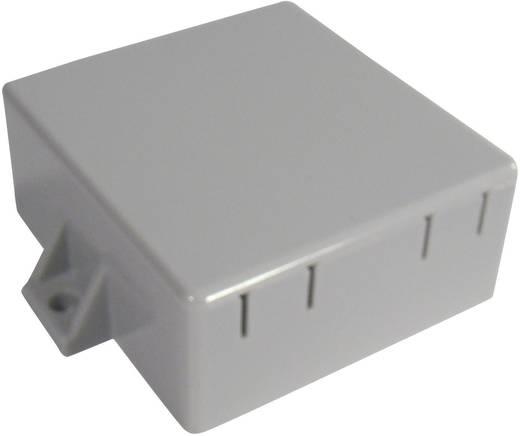 Modul-Gehäuse 64 x 60 x 26 ABS Grau WeroPlast 1 St.