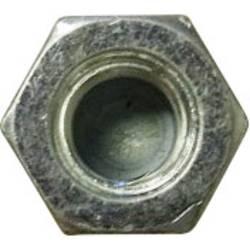 Matice Toolcraft, DIN 917, M3, pozinkovaná ocel, 10ks