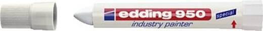 edding Industriemarker 950/4-950049 weiß
