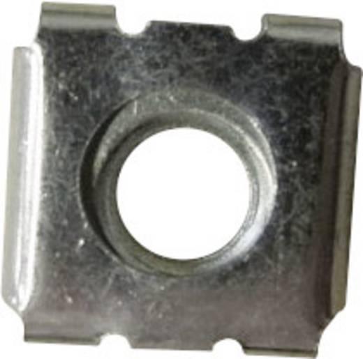 Käfigmuttern M4 Stahl 10 St. TOOLCRAFT 521798
