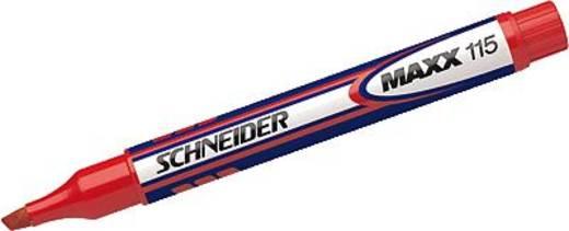 SCHNEIDER MAXX 115 Textmarker/111502 rot