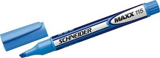 SCHNEIDER MAXX 115 Textmarker/111503 blau