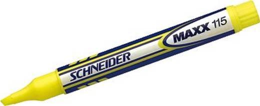 SCHNEIDER MAXX 115 Textmarker/111505 gelb