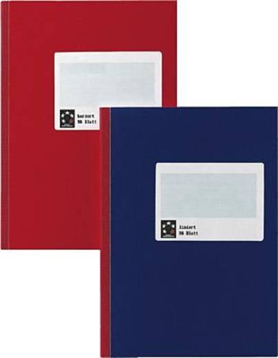 5 Star™ Kladden DIN A4 rot kariert 70 g/qm Inh.96 Blatt