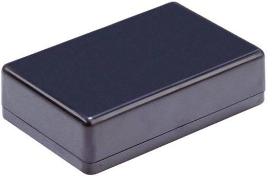 Modul-Gehäuse 85 x 50 x 22 ABS Schwarz Strapubox MODULGEH. 50X22 SCHWARZ 1 St.