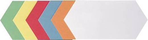 Franken Moderationskarten selbstklebend/UMZS92099 sortiert Inh.300