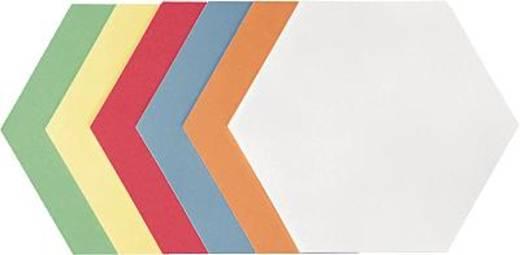 Franken Moderationskarten selbstklebend/UMZS171999 sortiert Inh.300