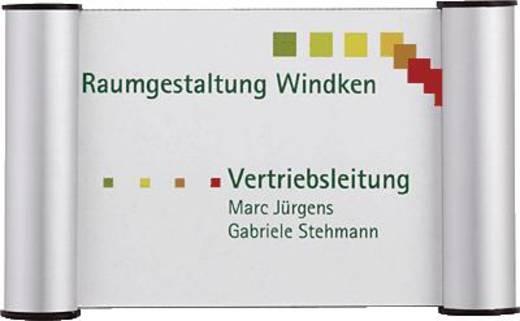 Franken Türschilder mit Cliprahmen/BS0602 115x180mm