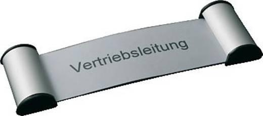 Franken Türschild mit Cliprahmen/BS0601 60x180mm