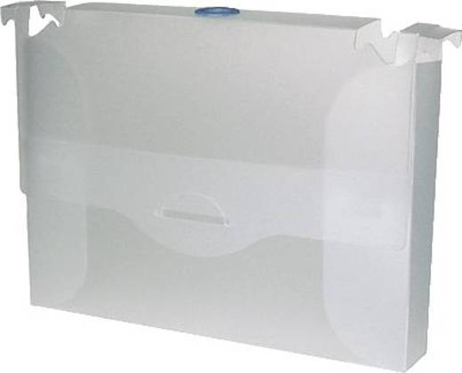 Dataplus Hängedokumentbox 45/23445-086 240x318x45mm transparent PP 120µ Inh.45mm