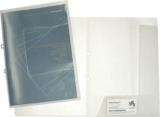 Dataplus Angebotsmappe mit A4-Tasche/25541-070 DIN A4 weiß