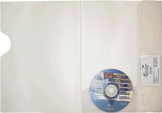 Dataplus Angebotsmappe CD/26662-086 DIN A4 transparent