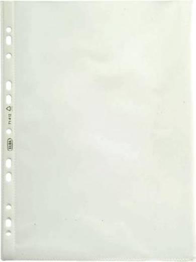 Elba Prospekthüllen A4/71412FL A4/90my geprägt PP Inh.100