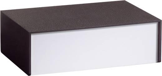 Universal-Gehäuse 168 x 117 x 56 ABS Schwarz-Grau Strapubox 5002 1 St.