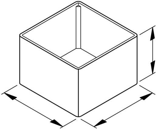 OKW A8017108 Modul-Gehäuse 17.3 x 14.8 x 10.5 Polyamid 6.6 Schwarz 1 St.