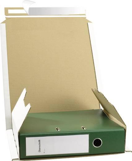 Smartboxpro Ordner-Versandverpackung/143389114 320 x 290 x 35-80 mm weiß