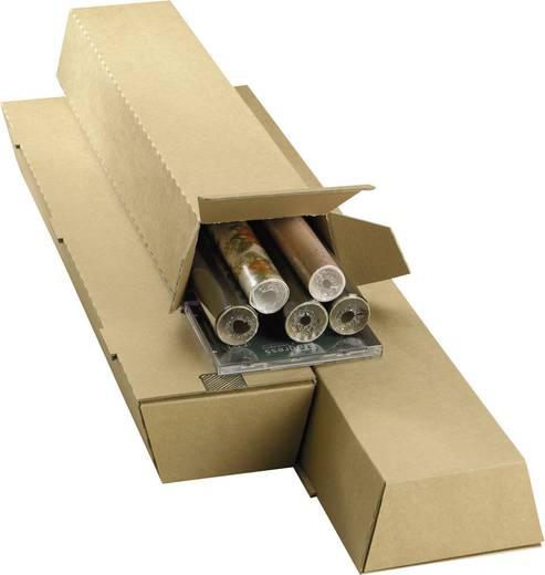 Smartboxpro Trapez-Versandverpackungen/141691114 610 x 145/108 x 75 mm braun A1