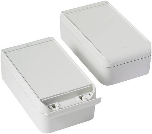 Universal-Gehäuse 160 x 90 x 50 ASA+PC Licht-Grau (RAL 7035) OKW SMART-BOX 1 St.