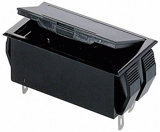 Batteriehalter 2x Mignon (AA), 9 V Block Lötanschluss (L x B x H) 37 x 65 x 21.5 mm Bopla 46300000