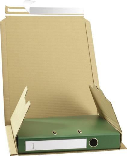 Smartboxpro Ordner-Versandverpackung/143387114 320 x 290 x 35-80 mm braun