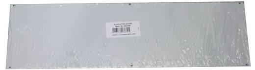 Frontplatte (L x B) 431.5 mm x 128.5 mm Aluminium Aluminium (eloxiert) Proma 138087 1 St.