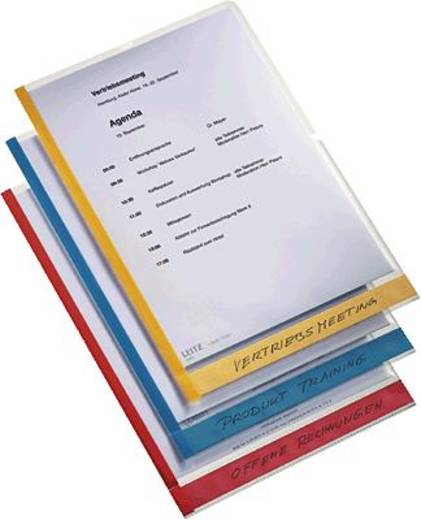 Leitz Sichthüllen Desk Free/4080-30-00 A4 transparent Inh.6