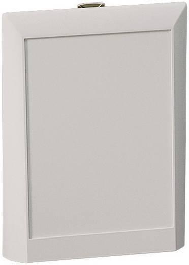 Pult-Gehäuse 290 x 75.5 x 200 ABS Grau-Weiß (RAL 9002) OKW COMTEC 290 H 1 St.