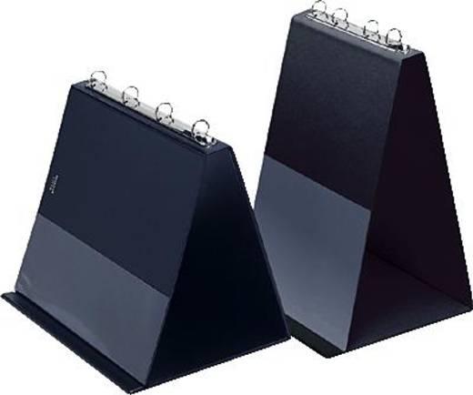 Veloflex Tisch-Flipchart/4102080 A4 hoch schwarz PVC
