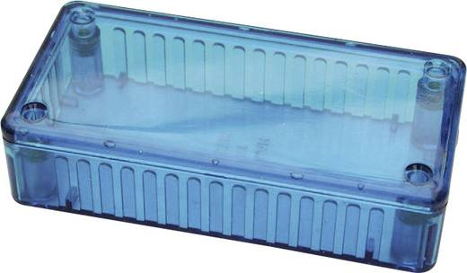 Universal-Gehäuse 100 x 50 x 25 Polycarbonat Blau Hammond Electronics 1591 ATBU 1 St.