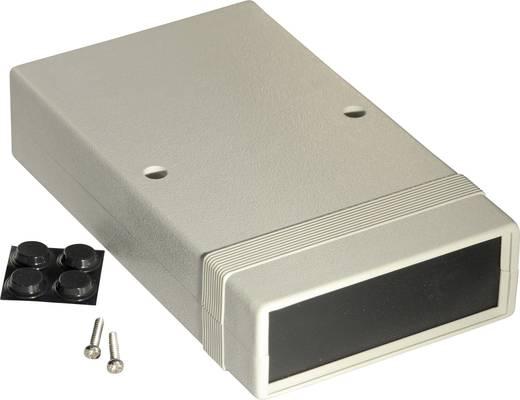 Hammond Electronics 1598ASGYPBK Instrumenten-Gehäuse 157 x 94 x 36 Polystyrol (EPS) Grau 1 St.