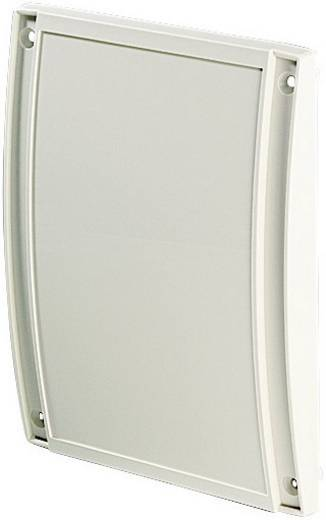 Abdeckplatte ABS Grau-Weiß (RAL 9002) OKW DATEC B4013637 1 St.