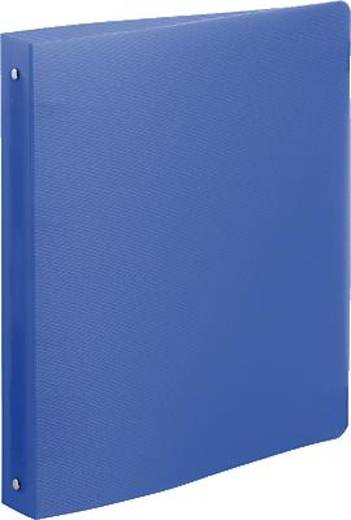 Exacompta Ringbuch Linicolor, 2-Ringe/54172E 320x250mm blau Polypropylen