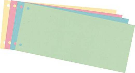 Trennstreifen farbig sortiert/941.007 Inh.100