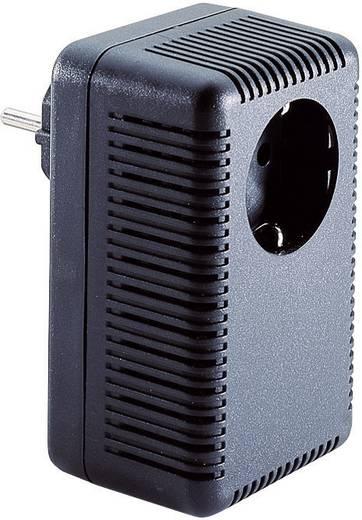 Stecker-Gehäuse 53 x 67 x 110 ABS Schwarz Strapubox SG 422 1 St.