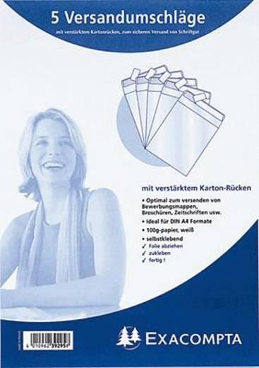 Exacompta Versandtaschen für Bewerbungsmappen/39295SB weiß Inh.5