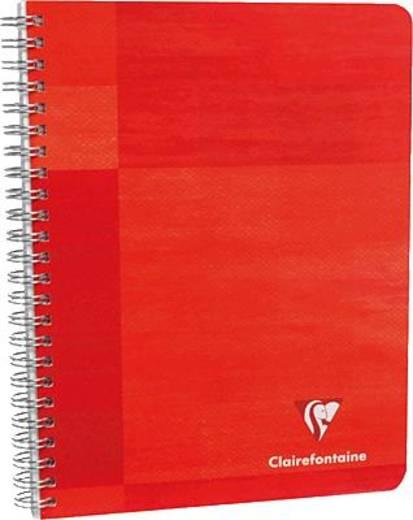 Clairefontaine Collegeblock/8576C DIN A5 80 Blatt liniert 90 g/qm