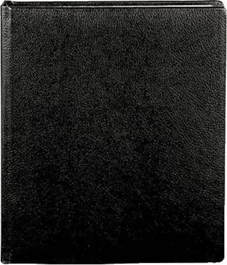 EXACOMPTA Gästebuch Alpille/4719E schwarz 110g