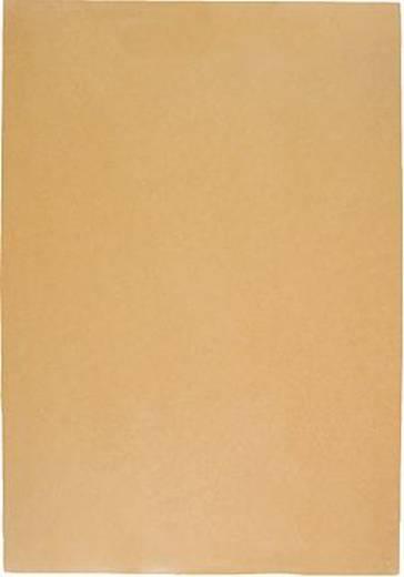 Faltentaschen mit Klotzboden HK/3002868 B4 braun Kraftpapier 130 g/qm Inh.100
