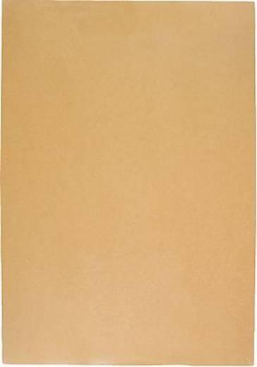 Faltentaschen mit Klotzboden, HK/3002844 C4 braun Kraftpapier 130 g/qm Inh.100