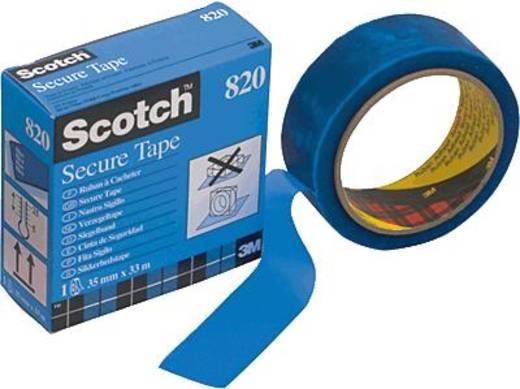 Siegelband 3M Scotch® Blau (L x B) 35 mm x 33 mm Inhalt: 1 St.