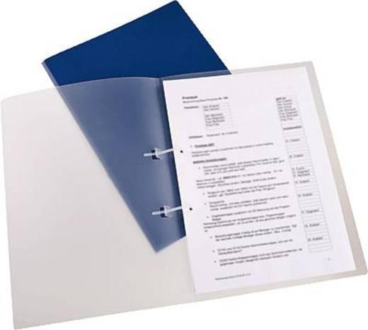 Dataplus Schnellhefter/25042-086 DIN A4 transparent PP 50 my