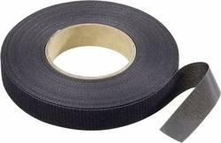 Bande auto-agrippante Binder Band 25446-A5-0016405101002 pour grouper partie velours et partie crochets (L x l) 10000 mm