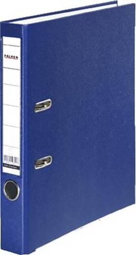 Falken Ordner FALKEN PP-Color DIN A4 Rückenbreite: 50 mm Blau 2 Bügel 9984154
