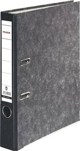 Falken Ordner Recycling/80022700 für DIN A4 schwarz 50 mm