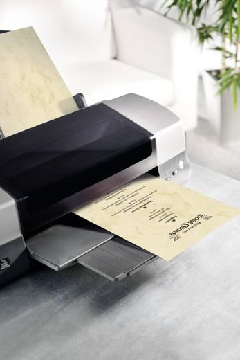 Sigel Marmor Papier, A4, Beige, 90 g/m², 25 Blatt