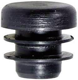 Bouchon à lamelles PB Fastener 085 0180 699 03 Polyéthylène noir 1 pc(s)