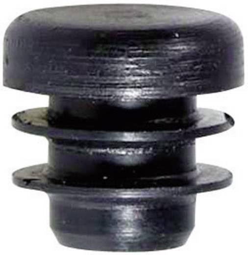 PB Fastener 085 0180 699 03 Lamellenstopfen Polyethylen Schwarz 1 St.