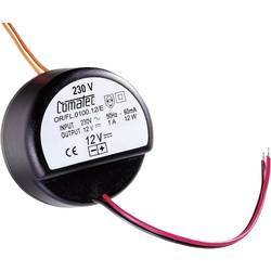 Zabudovateľný zdroj AC/DC Comatec ORFL 005024E, 24 V/DC, 0.50 A, 12 W, otvorené káblové koncovky