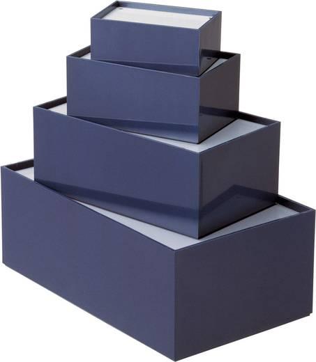 Universal-Gehäuse 85 x 55 x 36 Kunststoff Grau, Blau TEKO P/1 1 St.