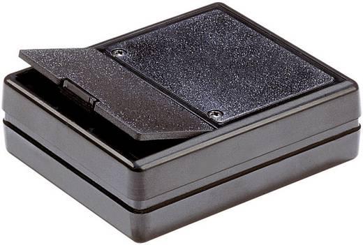 Universal-Gehäuse 80 x 61 x 23 ABS Grau Strapubox 6029 1 St.